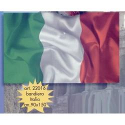 GROSSISTA BANDIERA TESSUTO CM.150x90 ITALIA