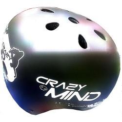 GROSSISTA CASCO SPORT NEW CRAZY MIND