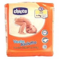 GROSSISTA CHICCO NEW VESTEB ASCIUTTO MIDI 21X10