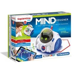 GROSSISTA MIND ROBOT EDUCATIVO INTELLIGENTE 6/10A 45X31X12CM