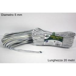 GROSSISTA CORDA NAUTICA DIAMETRO 5 CM 20 MT