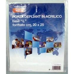 GROSSISTA CORNICE ACRILICO 20X25 VERTICALE C/BASE