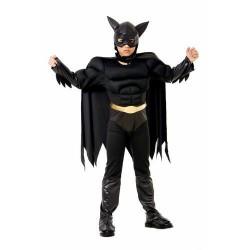 GROSSISTA COSTUME BAT HERO TG.L
