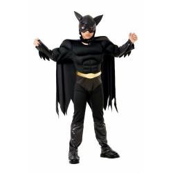 GROSSISTA COSTUME BAT HERO TG.S