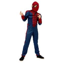 GROSSISTA COSTUME SPIDER HERO TG. L