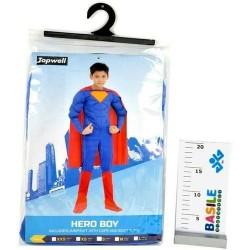 GROSSISTA COSTUME SUPER HERO TG.L