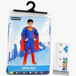GROSSISTA COSTUME SUPER HERO TG.M