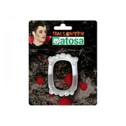 GROSSISTA DENTIERA 15X11CM HALLOWEEN