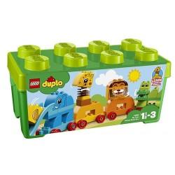 GROSSISTA LEGO 10863 DUPLO IL TRENO DEGLI ANIMALI 370X179X18