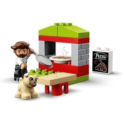 GROSSISTA LEGO 10927 DUPLO CHIOSCO DELLA PIZZA