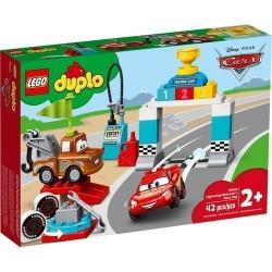 GROSSISTA LEGO 10924 CARS GIORNO D/GARA DI SAETTA