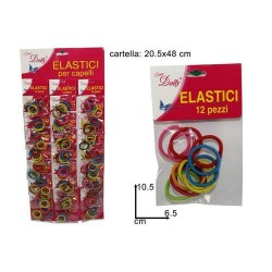 GROSSISTA ELAST. PICC. ECOLOG. COL.FOR. 12PZ