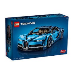 GROSSISTA LEGO TECHNIC BUGATTI CHIRON 42083