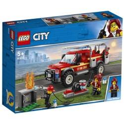 GROSSISTA LEGO 60231 FUORISTRADA VIGILI DEL FUOCO