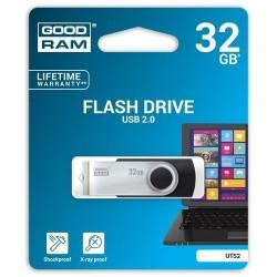 GROSSISTA FLASH DRIVE 32 GB BLACK USB 2.0