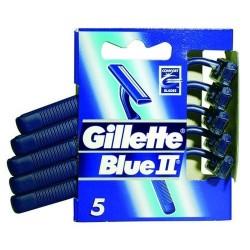GROSSISTA GILLETTE RG BLUE II X 5