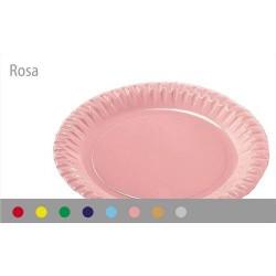 GROSSISTA GIOSTYLE 10 PIATTI 018 ROSA 32324