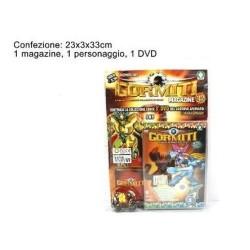 GROSSISTA GORMITI MAGAZINE C/PERS. E DVD