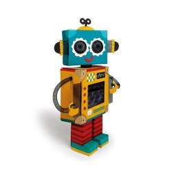 GROSSISTA PLAY CREATIVE CREA IL TUO ROBOT