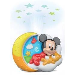 GROSSISTA BABY MICKEY PROIETTORE MAGICHE STELLE 23X18X8CM 0+
