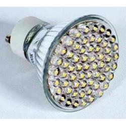 GROSSISTA LAMPADINA R.E. AMP.3X1W GU10 3W230V 2700