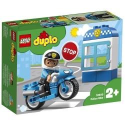 GROSSISTA LEGO 10900 DUPLO MOTO DELLA POLIZIA