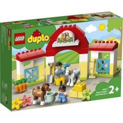 GROSSISTA LEGO 10951 MANEGGIO