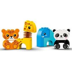 GROSSISTA LEGO 10955 IL TRENO DEGLI ANIMALI