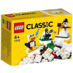 GROSSISTA LEGO 11012 MATTONCINI BIANCHI CREATIVI