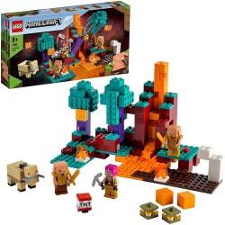 GROSSISTA LEGO 21168 LA WARPED FOREST