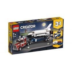 GROSSISTA LEGO 31091 TRASPORTATORE DI SHUTTLE