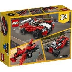 GROSSISTA LEGO 31100 AUTO SPORTIVA