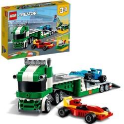GROSSISTA LEGO 31113 TRASPORTATORE AUTO DA CORSA