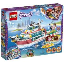 GROSSISTA LEGO 41381 MOTOSCAFO DI SALVATAGGIO