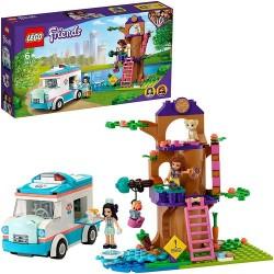 GROSSISTA LEGO 41445 AMBULANZA CLINICA VETERINARIA