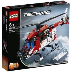GROSSISTA LEGO 42092 ELICOTTERO DI SALVATAGGIO