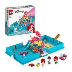 GROSSISTA LEGO 43176 IL LIBRO DELLE FIABE DI ARIEL