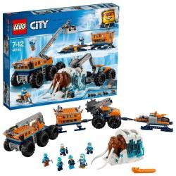 GROSSISTA LEGO 60195 CITY BASE MOBILE ESPLOR. ARTI 47