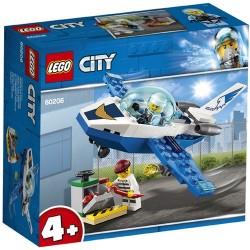 GROSSISTA LEGO 60206 PATTUGLIAMENTO POLIZIA AEREA
