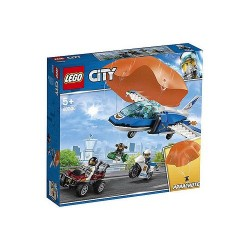 GROSSISTA LEGO 60208 POLIZIA AEREA ARRESTO C/PARAC