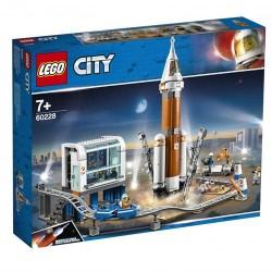 GROSSISTA LEGO 60228 RAZZO SPAZIALE E CENTRO CONTR