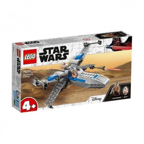 GROSSISTA LEGO 75297 RESISTANCE X-WING