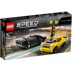 GROSSISTA LEGO 75893 7+ DODGE CHALLENGER SRT DE.