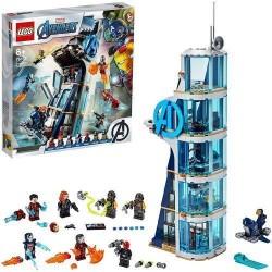 GROSSISTA LEGO 76166 SUPER HEROES BATTAGLIA TORRE DEGLI AVEN