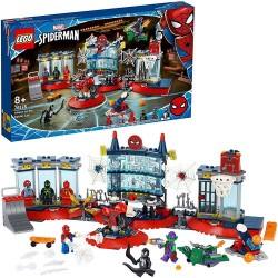 GROSSISTA LEGO 76175 ATTACCO AL COVO DEL RAGNO