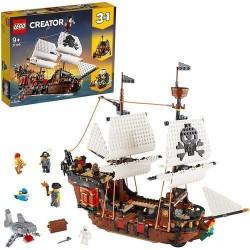 GROSSISTA LEGO 31109 GALEONE DEI PIRATI