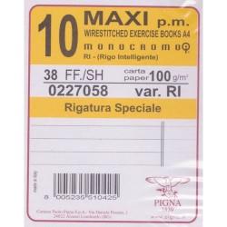 GROSSISTA MAXI MONOCROMO 100G RIG.SPECIALI RI