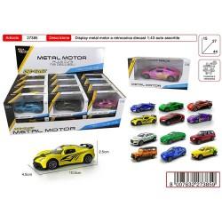GROSSISTA METAL CARS DIE-CAST