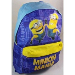 GROSSISTA MINIONS ZAINETTO EAST PACK 40CM