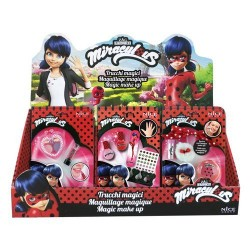 GROSSISTA MIRACULOUS TRUCCHI IN BLISTER 3ASSORT. SENZA PARAB
